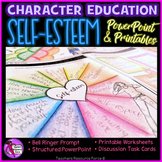 Self-Esteem Character Education Values for Health Class