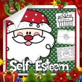 Self Esteem: Christmas Worksheets & Activities