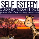 Self Esteem Classroom Guidance Lesson/Small Group Activity for Counseling