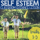Self Esteem Classroom Guidance Lesson for Elementary School Counseling