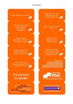 Self Esteem Conversation Cards