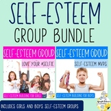 Self-Esteem Counseling Group Bundle