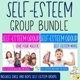 Self-Esteem Counseling Group Bundle