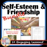 BUNDLE!  Self-Esteem Entire Unit Resources