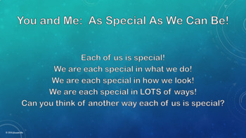 "Self-Esteem Friendship Lesson ""A Color of His Own"" PBIS Character Ed w 2 videos"