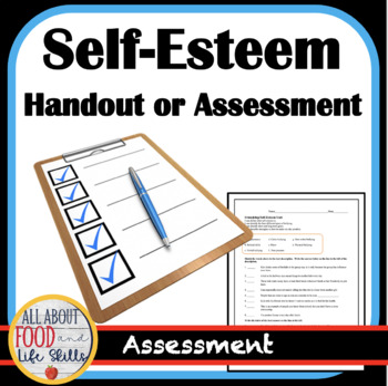 Self- Esteem/Friendship Test