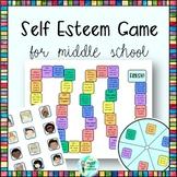 Self Esteem Game for Middle School