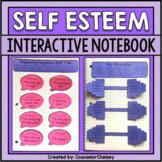 Self Esteem Interactive Notebook Activities