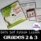 Self-Esteem Lesson for Second And Third Graders