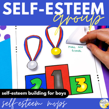 Self-Esteem MVPs - 8 Session Self-Esteem Boys Counseling Group