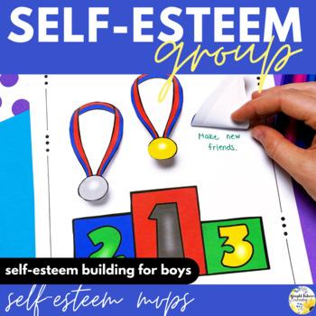 Self-Esteem MVPs - 8 Session Self-Esteem Boys Counseling Group