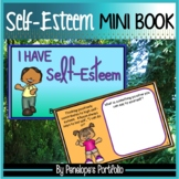 Self-Esteem Activity:  Self-Esteem Mini Book