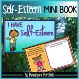 Self-Esteem Activity:  Self-Esteem Mini Book