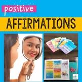 Self-Esteem: Positive Self-Talk Cards To Retrain The Stinking Thinking Brain