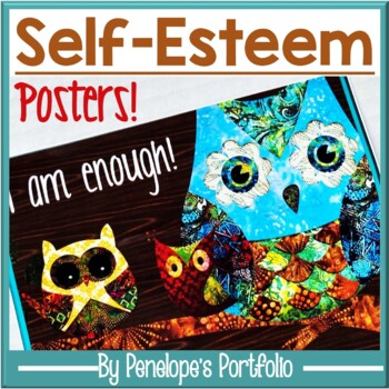 Positivity Posters / Self-Esteem Posters