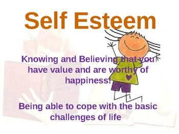 Self Esteem Power Point