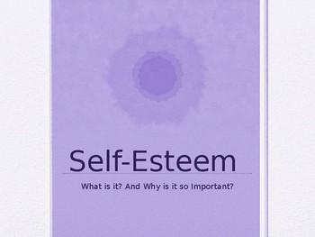 Self-Esteem Power Point