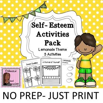 Self- Esteem Resource Pack