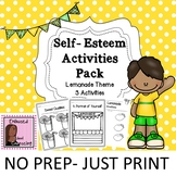 Self- Esteem Resource Pack
