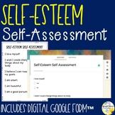 Self-Esteem Self-Assessment