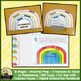 Self-Esteem/Strengths Rainbow Flip-Book Digital & Paper Activity