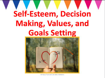 Self-Esteem, Values, Decision Making & Goals