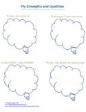 Self-Esteem Worksheet - Strengths