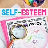Self Esteem Worksheets and Presentation