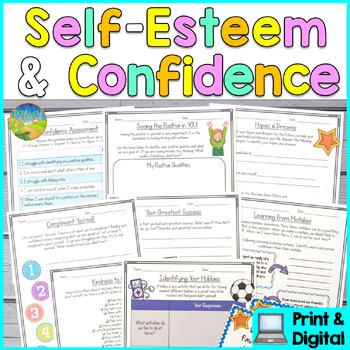 Self-Esteem and Confidence Building - Distance Learning - Google Classroom