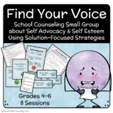 Self Esteem and Self Advocacy Group for Upper Elementary -