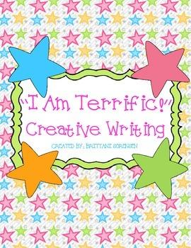 Self-Esteem and Self-Awareness Creative Writing Prompt: I Am Terrific!