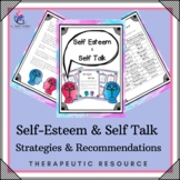 Self-Esteem and Self-Talk