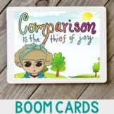 Building Confidence and Self-Esteem BOOM Cards