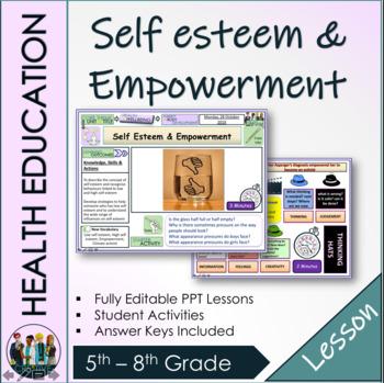 Self Esteem and growing Up