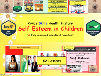 Self Esteem in Children - Social and emotional intelligences - Mental health