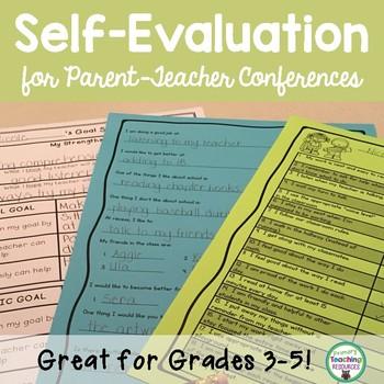 Self-Evaluation: Parent-Teacher Conferences
