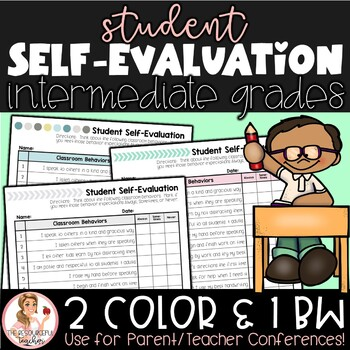 Self-Evaluation for Student Behavior