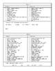 Self Evaluation Form-English Language Arts