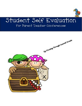 Self Evaluation for students for parent teacher conferences