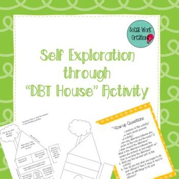 "Self Exploration through ""DBT House"" Bundle Pack"