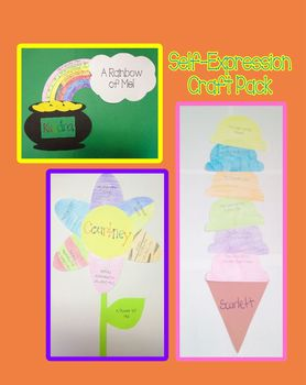 Self-Expression Craft Pack - 3 Craft Bundle