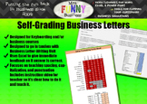 Self-Grading Business Letters...in Excel???