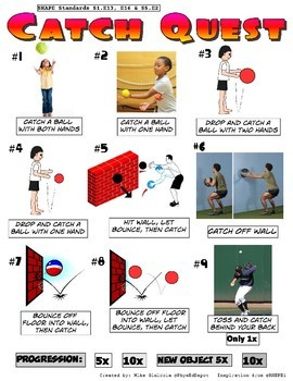 Self-Guided Skill Progressions Bundle (great for #plagnets)