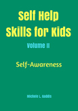 Self Help Skills for Kids Volume 2 with Workbook