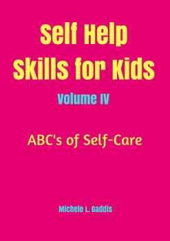 Self-Help Skills for Kids Volume 4 with workbook