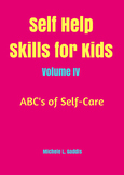 Self-Help Skills for Kids Volume 4 with workbook