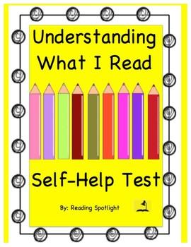 Self-Help Test: Understanding What I Read
