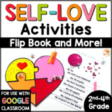 Self-Love Activities: Self-Esteem Reflection Puzzle and Fl