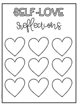 Self-Love Journal Covers