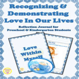 Self Love Reflection & Writing Prompts Activities for Pre-